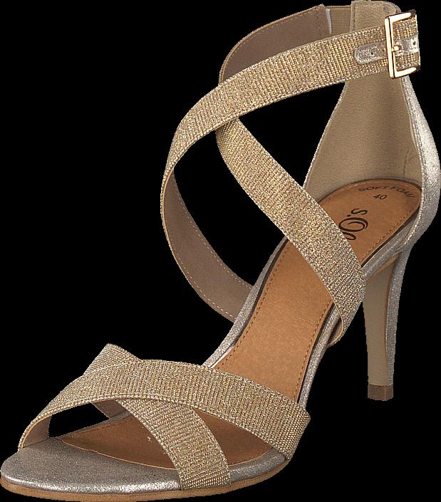 Kjøp S.Oliver 28315-20-424 Champ Glitter 424 Brune Sko Online