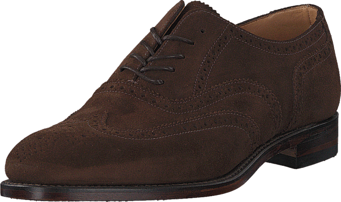 Loake - 758DS Dark Brown