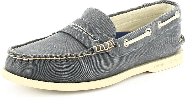 Sperry Topsider - Penny Navy salt washed