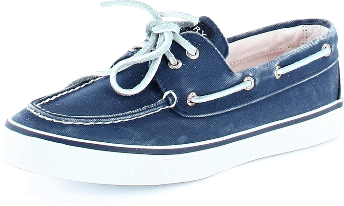 Sperry Topsider - Bahama Canvas/Navy