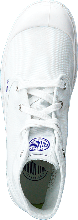 Palladium - Pampa Hi Lady White