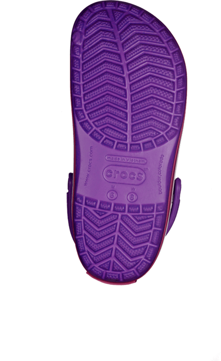 Crocs - Crocband Neon Purple