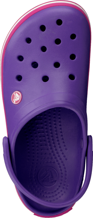 Crocs - Crocband Neon Purple