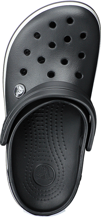 Crocs - Crocband Graphite/White
