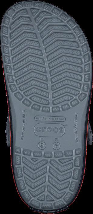Crocs - Crocband Light Grey/Navy