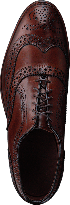 Allen Edmonds Mcallister Dark Chilli