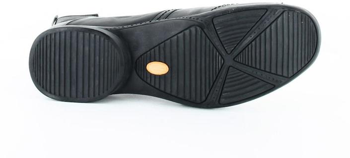 etki - Boot Black Leather