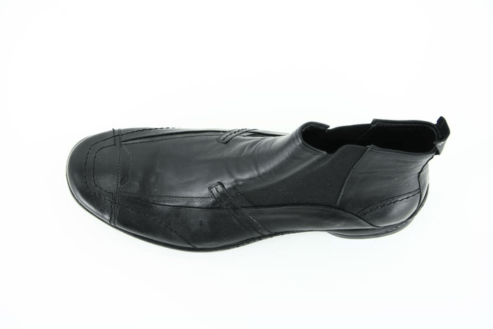 etki - Boot Black Leather