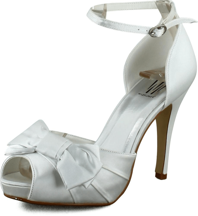 Wildflower - Camisha Ivory 501 White