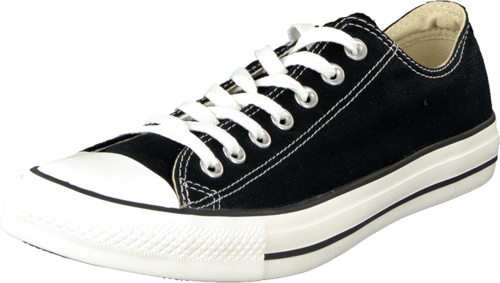 Converse All Star Canvas Low Canvas Black