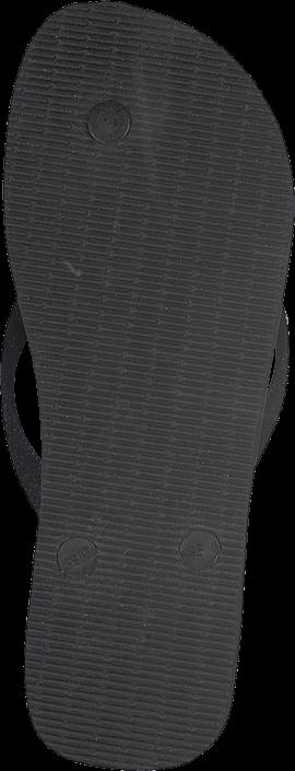 Havaianas - Brasil Logo Black