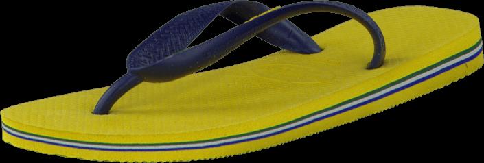 Havaianas - Brasil Logo Citrus Yellow