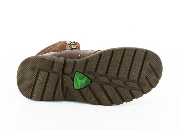 Snipe - Teide Suede Chestnut