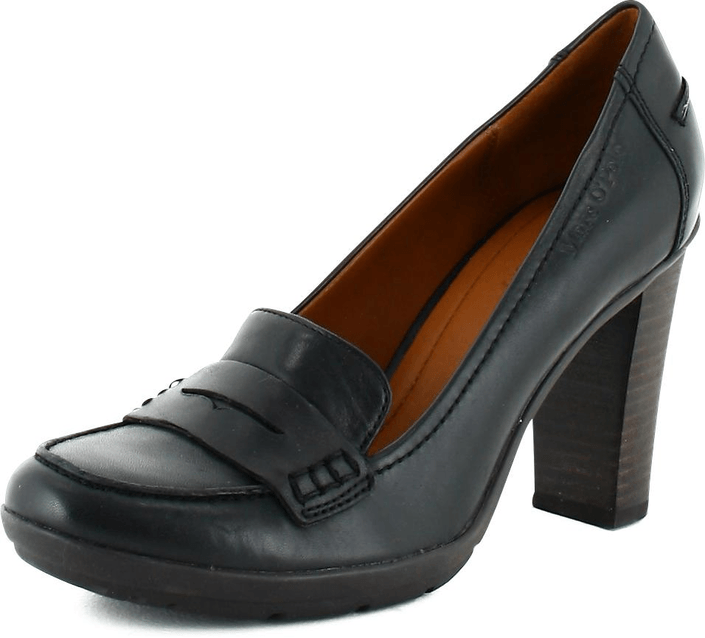 Marc O'Polo - Loafer Black Leather