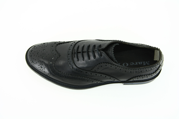 Marc O'Polo - Brouge Black Leather
