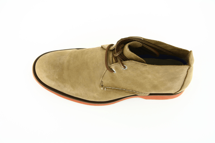 Sperry Topsider - Boat Oxford Dessert Bt Dark Tan Leather