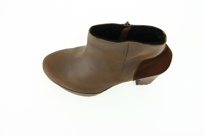 Gardenia - 1122730 Leather/Suede/Brown