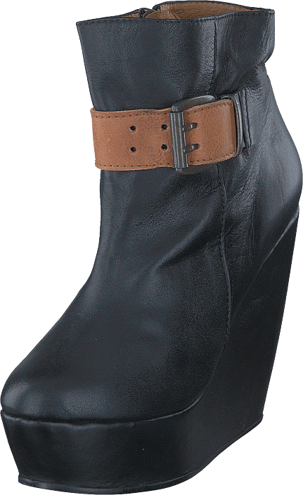 Minimarket - Balder Black Leather