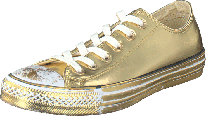 Converse All Star Hi Gold/White/Black