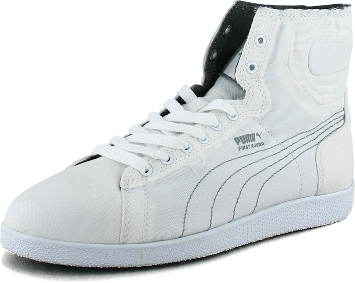 Puma - First Round Wn´s Safari White/Grey