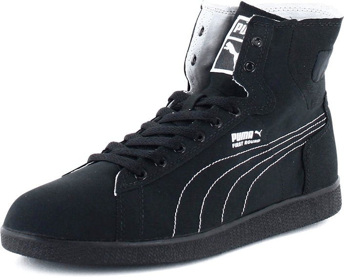 Puma - First Round Wn´s Safari Black/White