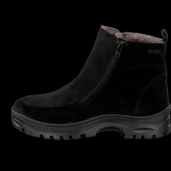 Ilves 756386L Black, Schuhe, Stiefel & Boots, Chelsea Boots, Grau, Female, 36