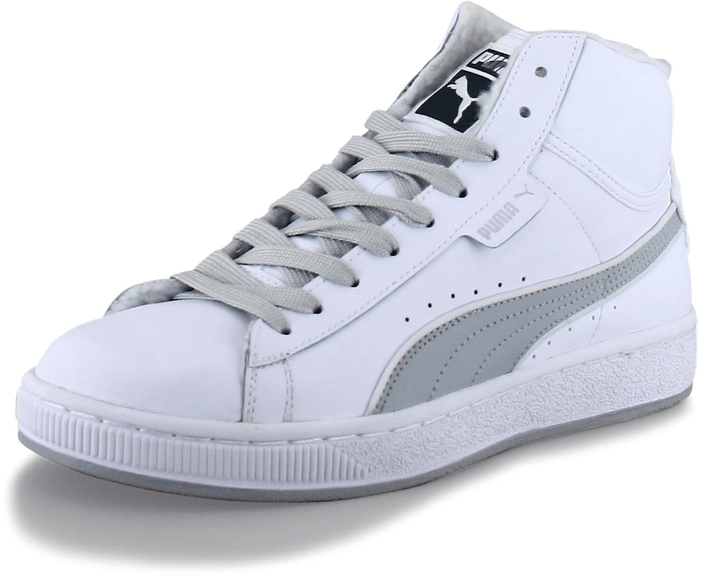 Puma - Mid L Winterized White/Gray