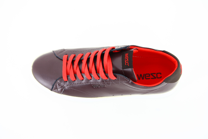 WeSC - Clopton Low Top Raisin