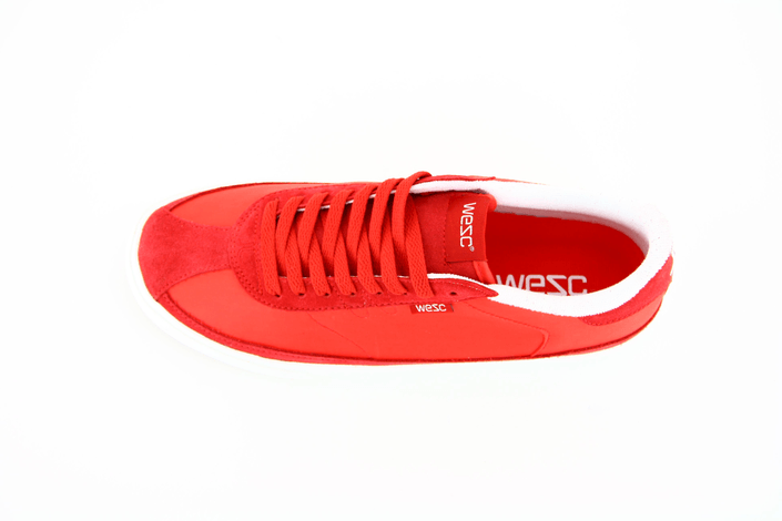 WeSC - Thorpe Low Top True red