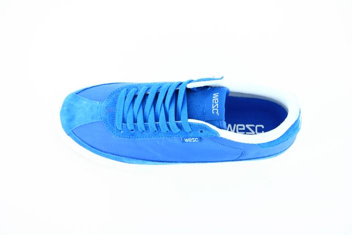 WeSC - Thorpe Low Top Royal blue