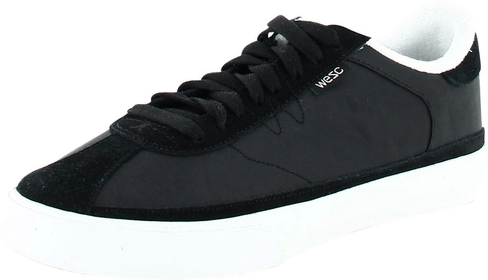 WeSC - Thorpe Low Top Black