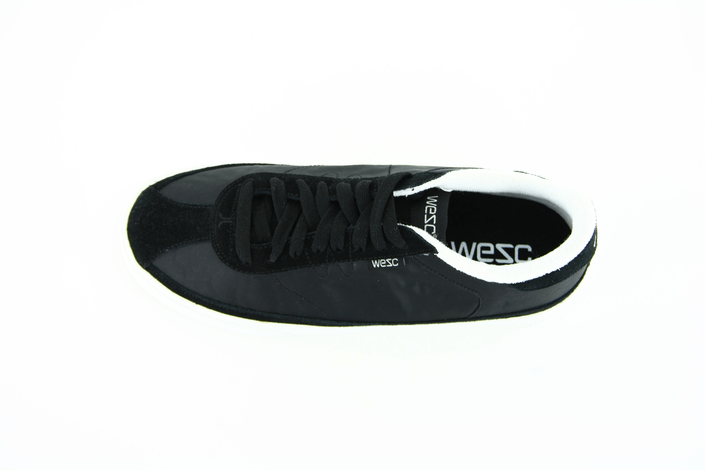 WeSC Thorpe Low Top Black