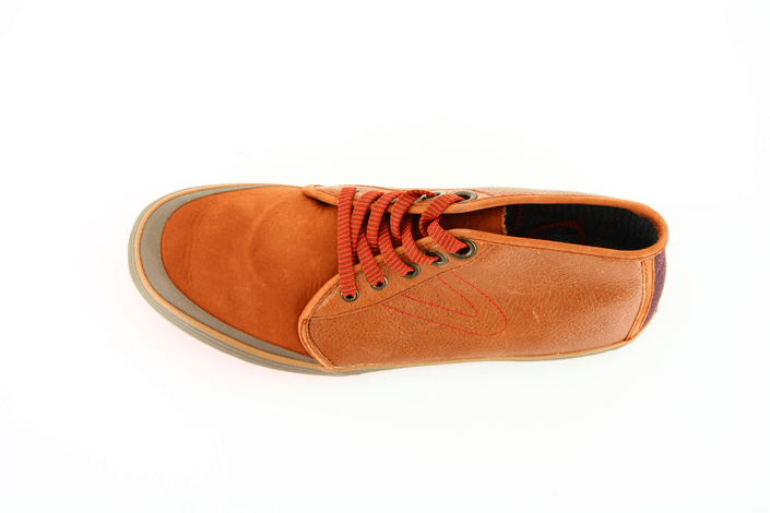 Tretorn Krona Mid Leather Gingerbrea