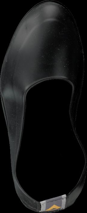 Brunngård - McKenna Overshoes Jet Black