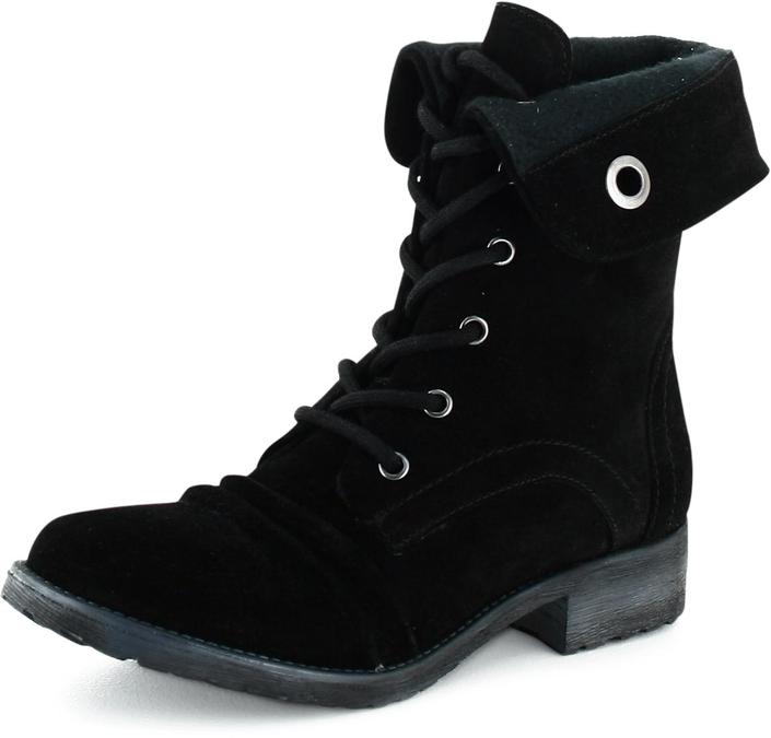 Park West - Leather Boot 74 Black