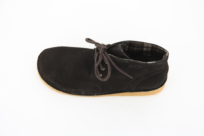 BXY - Banner Dark Brown/Suede