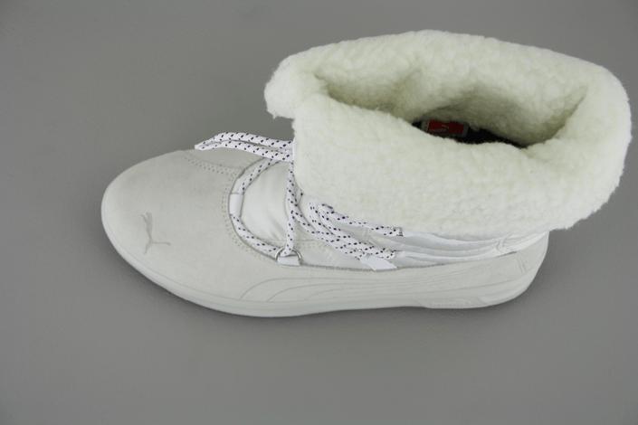 Puma - Ariona Sherling Wn GTX White