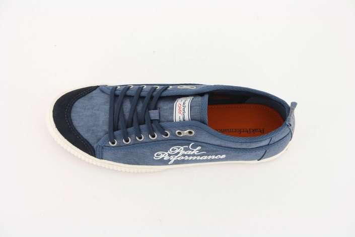 Peak Performance - Crespo Derby Shoe Ocean Blue