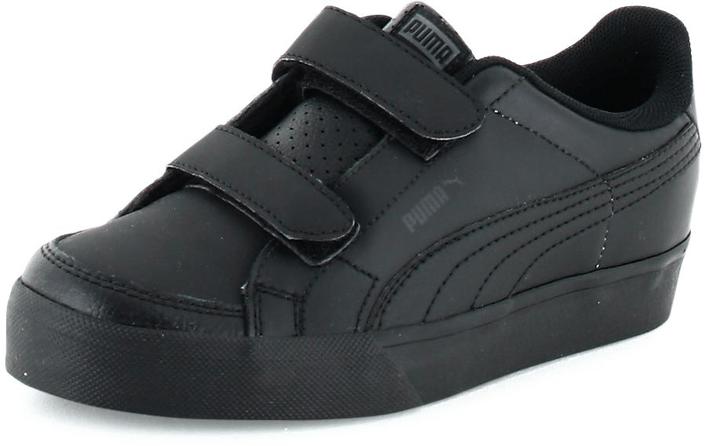 Puma - Court Point V Kids Black