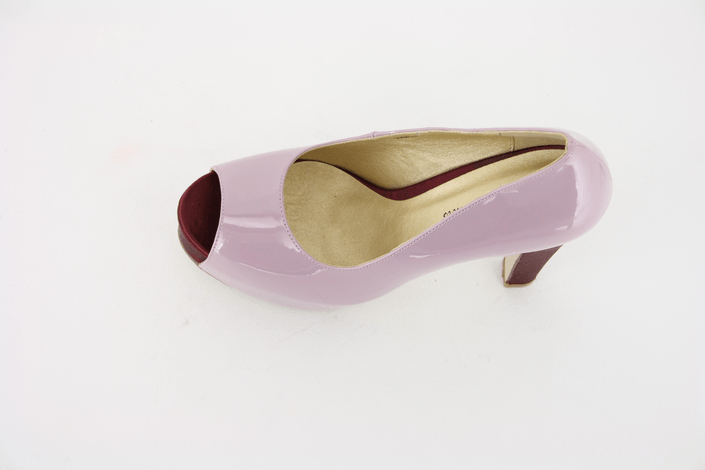 Sugarfree Shoes - Michelle Purple