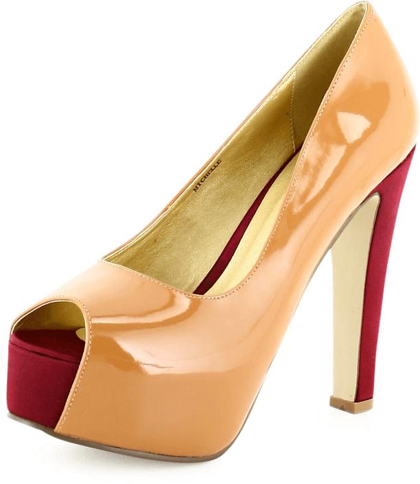 Sugarfree Shoes - Michelle Nougat