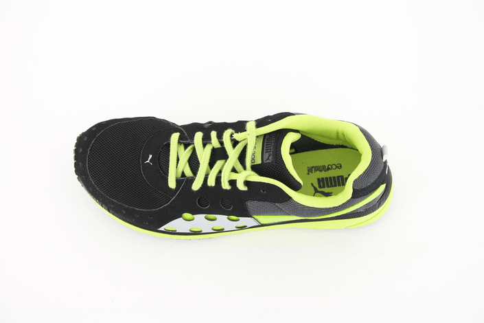 Puma - Faas 300 Jr Black/Lime