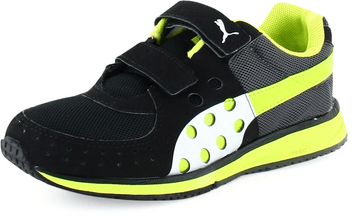 Puma - Faas 300 V Kids Black/Lime