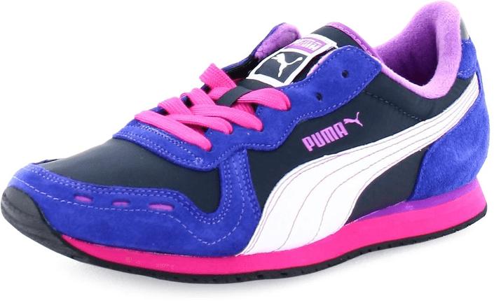 Puma - Cabana Racer II Wn's Blue/White