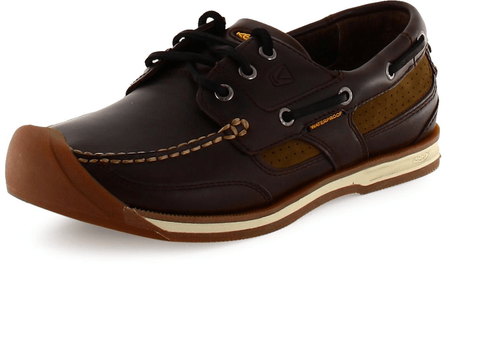 Keen - Newport Boat Shoe Red Brown