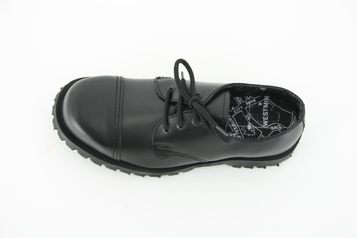 Underground - Tracker Black Leather