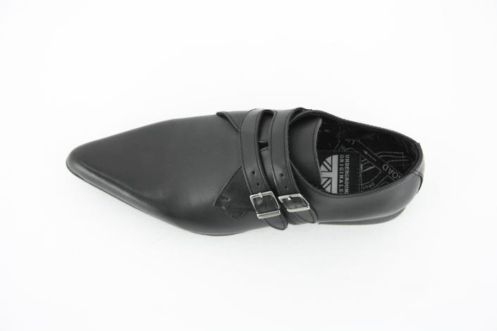 Underground - Howard Black Leather