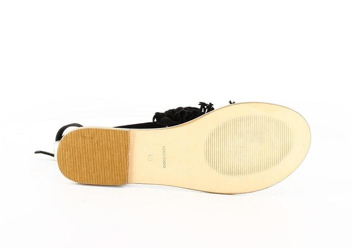 Black Lily - kornelia sandal black