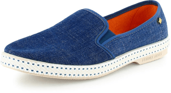 Rivieras - Blue Jean Material/Color