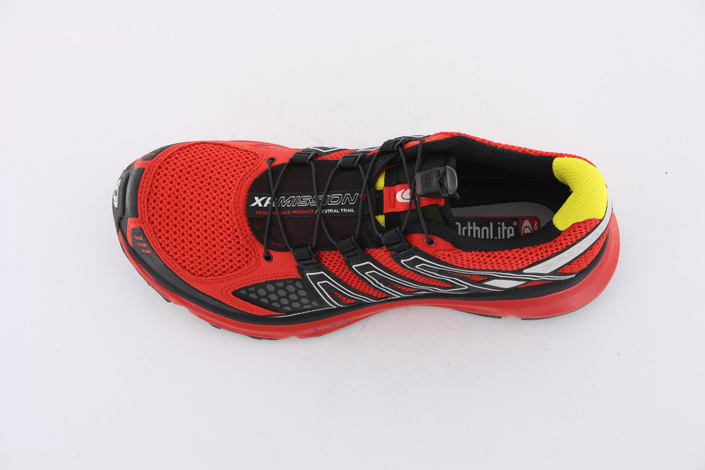 Salomon - XR Mission Bright Red/Black/Light Grey